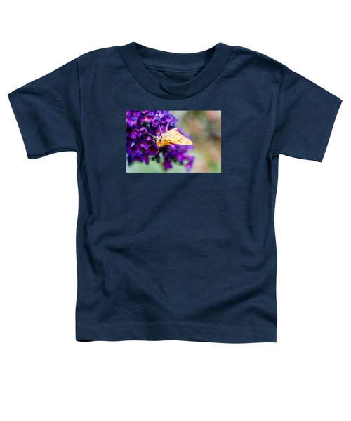 Spring Moth Toddler T-Shirt