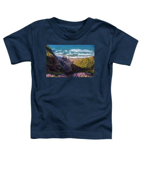 Springtime In Cornwall Toddler T-Shirt