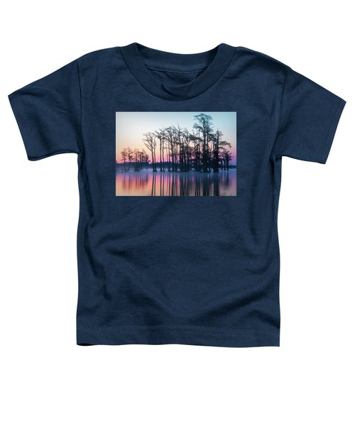 St. Patrick's Day Sunrise Toddler T-Shirt