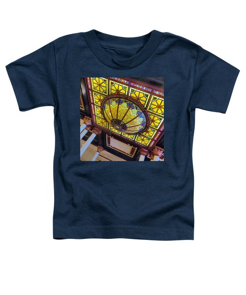 #stainedglass In The #beautiful Toddler T-Shirt