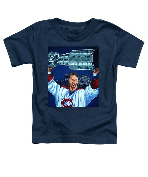 Stanley Cup - Champion Toddler T-Shirt