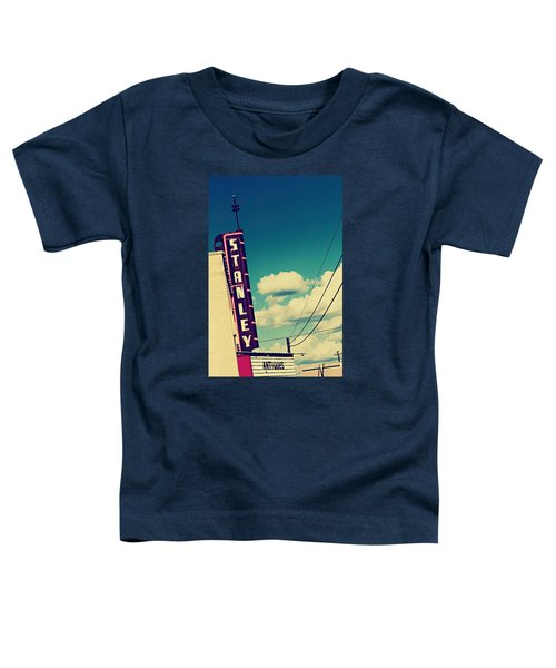 Stanley Toddler T-Shirt