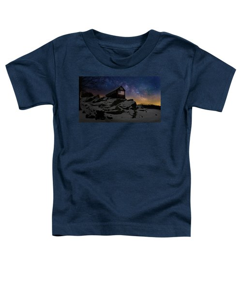 Toddler T-Shirt featuring the photograph Star Spangled Banner by Bill Wakeley