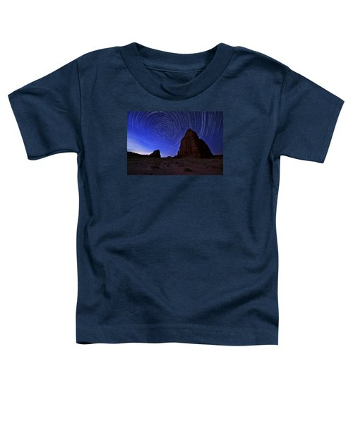 Stars Above The Moon Toddler T-Shirt