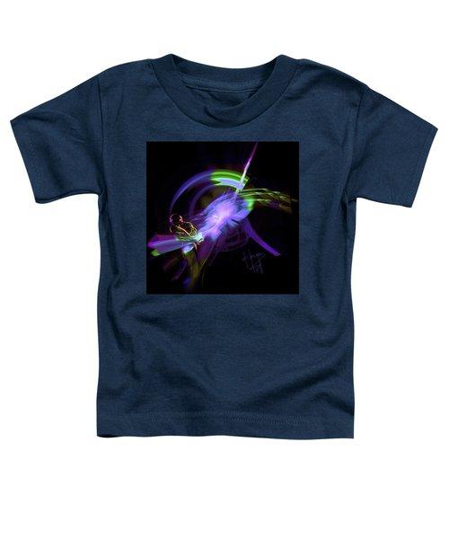 Starship Saxophone Toddler T-Shirt