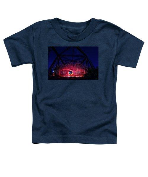 Steel Wool Spinner Toddler T-Shirt