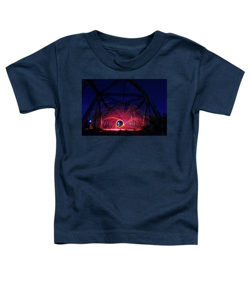 Steel Wool Spinner Toddler T-Shirt