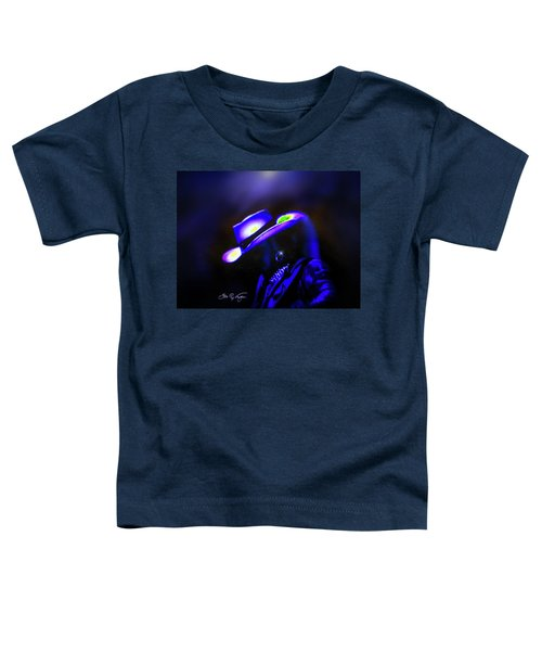Stevie Ray Vaughan -  Superstition  Toddler T-Shirt