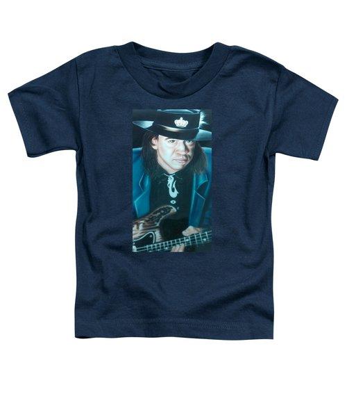Stevie Ray Vaughn Toddler T-Shirt