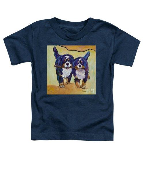 Stick Together Toddler T-Shirt