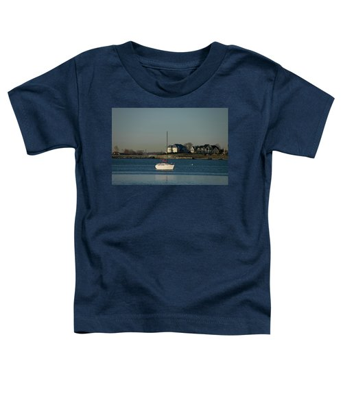 Still Boat Toddler T-Shirt