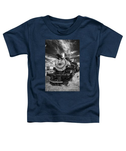 Still Smoking Toddler T-Shirt