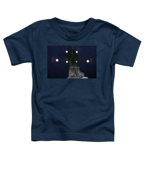 Strange Eyes Toddler T-Shirt