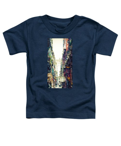 Streetscape 1 Toddler T-Shirt