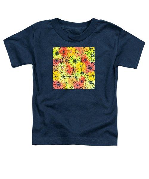 Summer Lemons Toddler T-Shirt