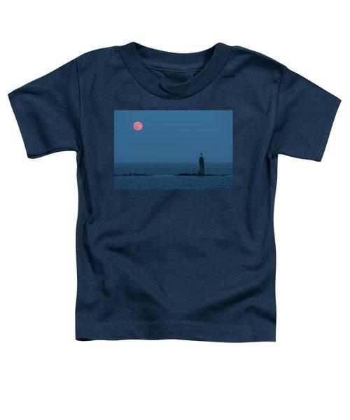 Summer Solstice Strawberry Moon Toddler T-Shirt