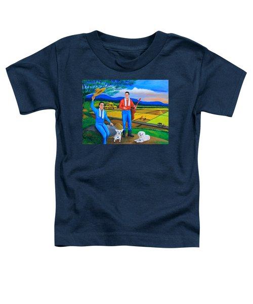 Summer View Toddler T-Shirt