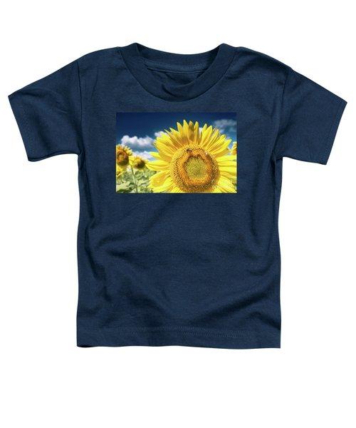 Sunflower Dreams Toddler T-Shirt