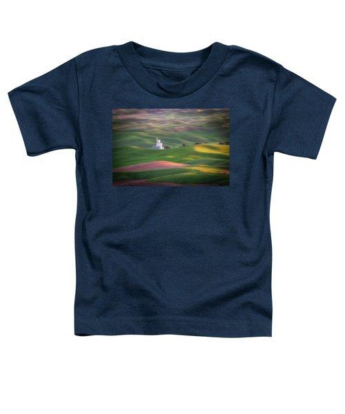 Sunrise From Steptoe Butte. Toddler T-Shirt