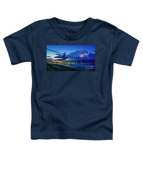 Sunrise Lightning Toddler T-Shirt