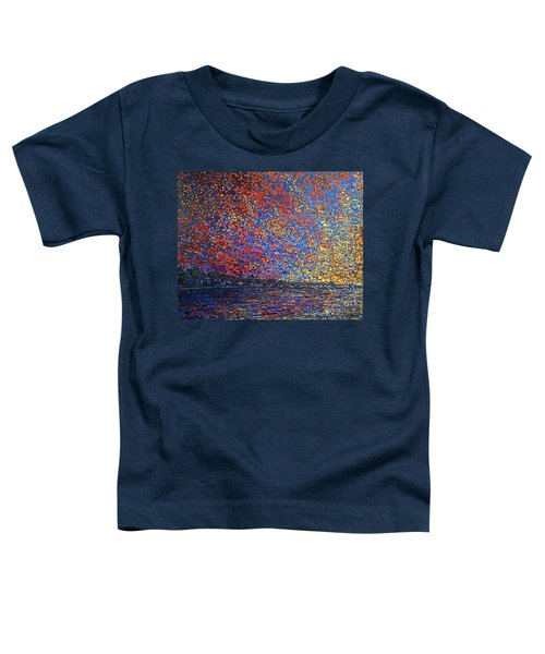 Sunrise Over St Andrews Nb Toddler T-Shirt
