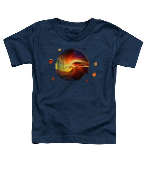 Sunset Swirl No.2 Toddler T-Shirt