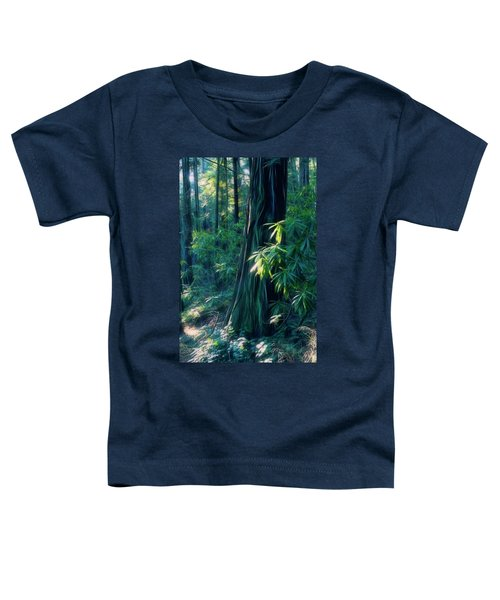 Sunshine In The Forest Toddler T-Shirt
