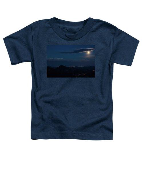 Super Moon Eclipse Toddler T-Shirt