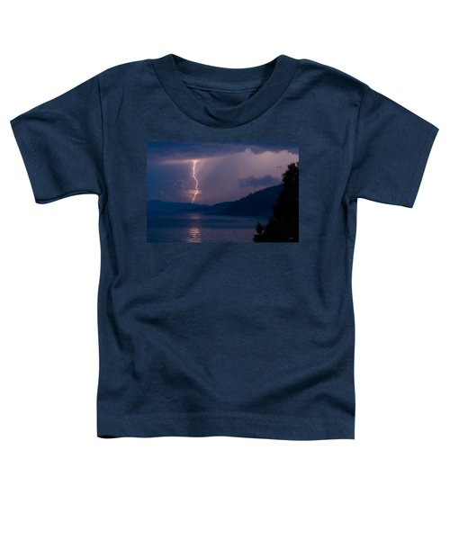 Superior Lightning     Toddler T-Shirt