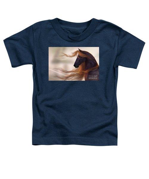 Surveying His Domain Toddler T-Shirt