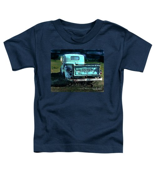 Taos Dodge Toddler T-Shirt