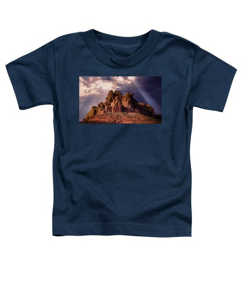 Temple Of Red Stone Toddler T-Shirt