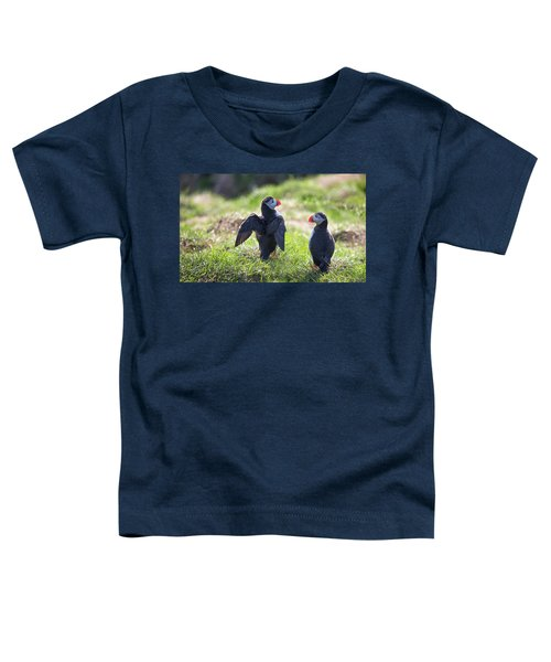 The Angel Puffin Toddler T-Shirt