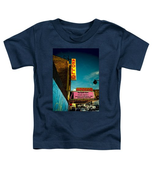 The Apollo Theater Toddler T-Shirt
