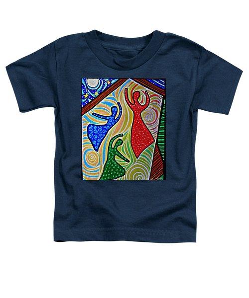 The Barn Dancers Toddler T-Shirt