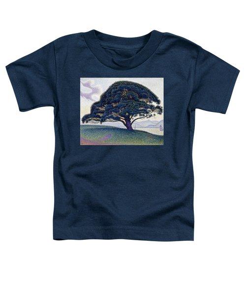 The Bonaventure Pine  Toddler T-Shirt