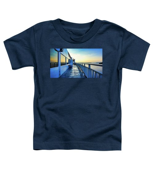 The Chi-cheemaun Toddler T-Shirt