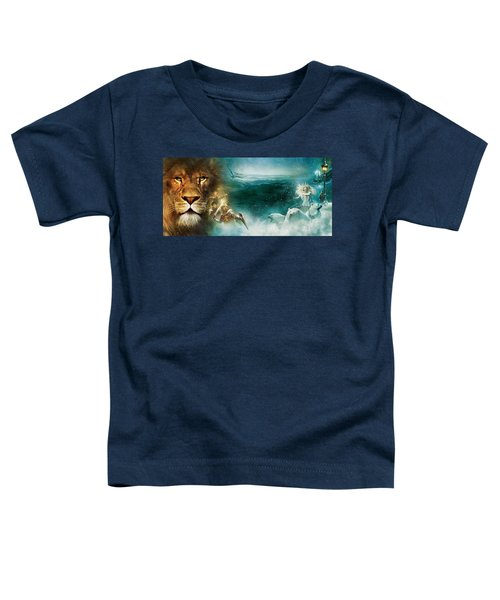The Chronicles Of Narnia The Lion, The Witch And The Wardrobe Toddler T-Shirt