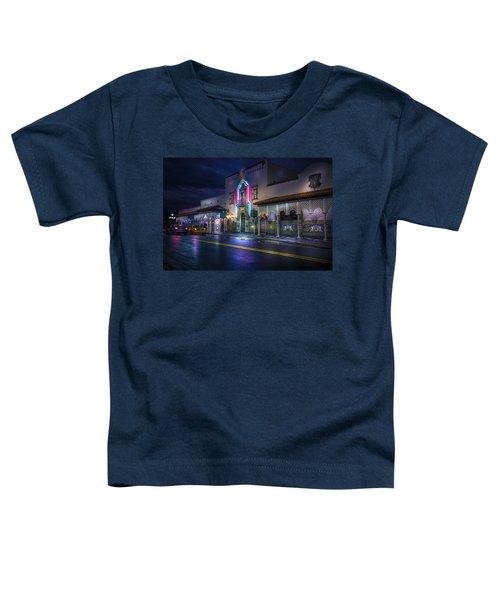 The Columbia Of Ybor Toddler T-Shirt
