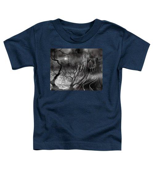 The Dark Castle Toddler T-Shirt