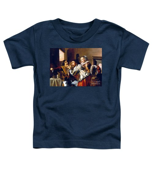 The Dentist, 1629 Toddler T-Shirt