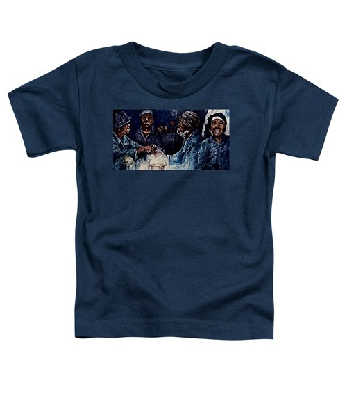 The  Desolation Of Poverty Toddler T-Shirt