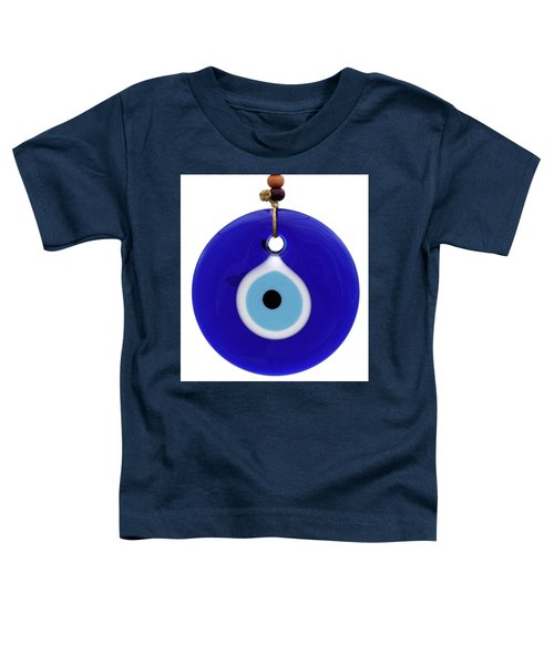 The Eye Against Evil Eye Toddler T-Shirt