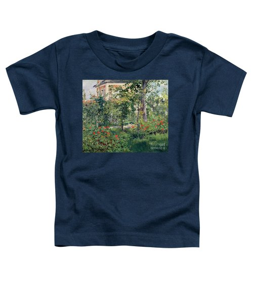 The Garden At Bellevue Toddler T-Shirt
