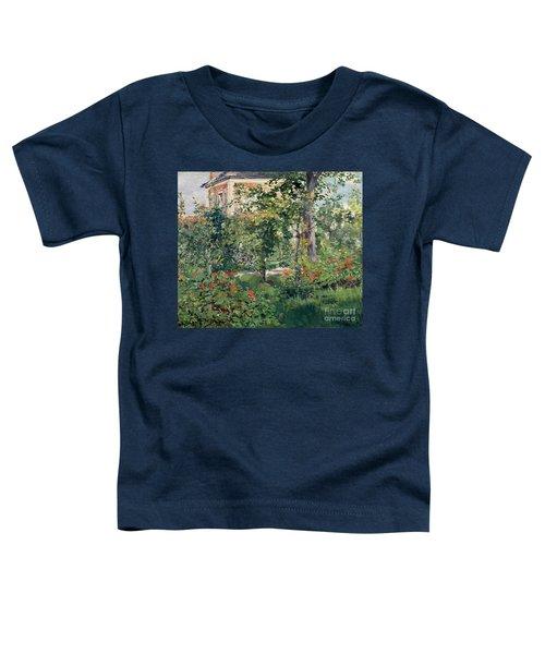 The Garden At Bellevue Toddler T-Shirt