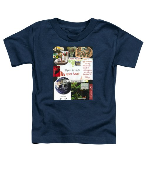 The Gift Of Creativity Toddler T-Shirt