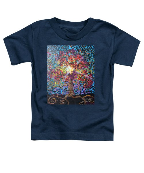 The Glow Of Love Toddler T-Shirt