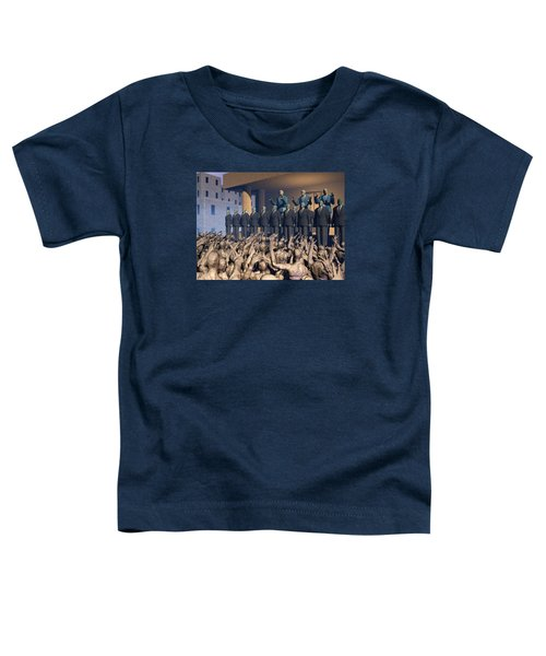 The Great Mud Revolt Toddler T-Shirt