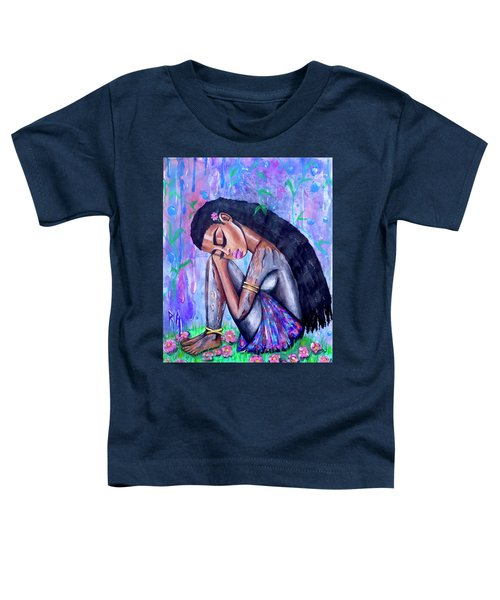 The Last Eve In Eden Toddler T-Shirt