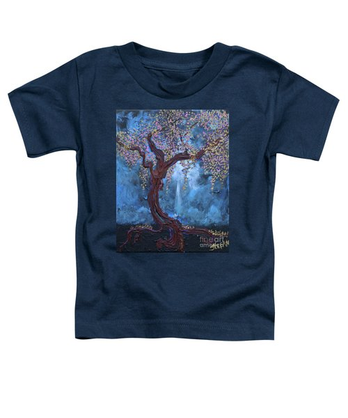 The Light Sustains Me Toddler T-Shirt